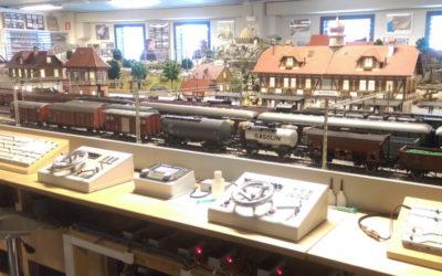 Viatge al Màgic Món del Tren