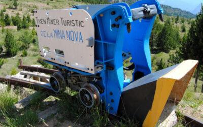 Tren Miner de Vallcebre