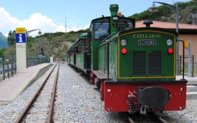 Viatge Tren del Ciment